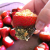 Recipe Thursday | Chocolate-Dipped & Cheesecake-Filled Strawberries