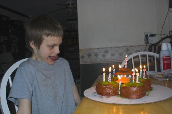 Life 2012 | J.J. turns Ten!