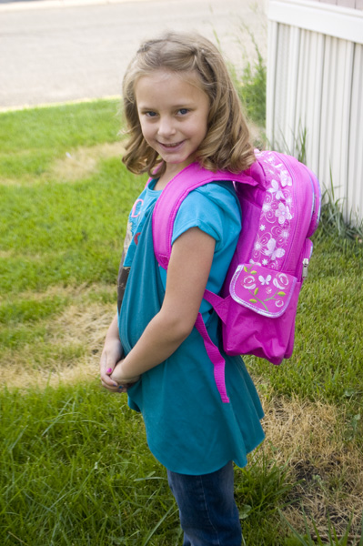 Life 2012 | First Day of School