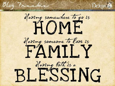Wednesday SayingZ | Home/Family/Blessing