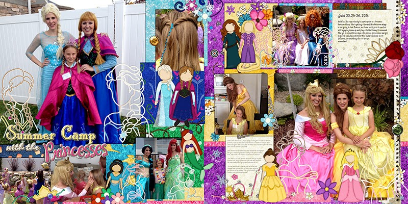 Life 2014 | Summer Camp with the Princesses