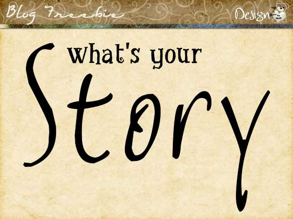 Wednesday SayingZ | What's Your Story