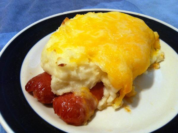 Recipe Thursday | Cheesy Potato Dogs