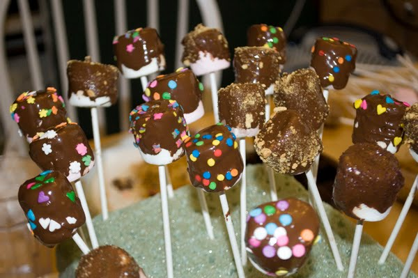 Marshmallow Pops by DeDe Smith