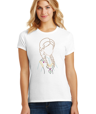 Princess Shirts – Exclusive on MyDisTee!