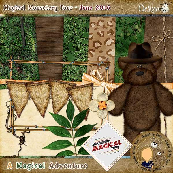 A Magical Adventure by DesignZ by DeDe