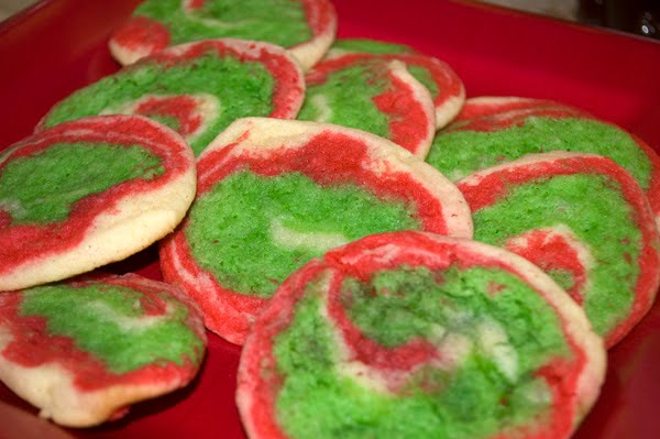 Swirl Cookies by DeDe Smith