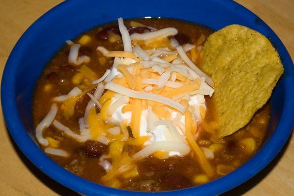 Taco Soup by DeDe Smith